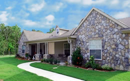 Elder Care Facility Lawn Maintenance